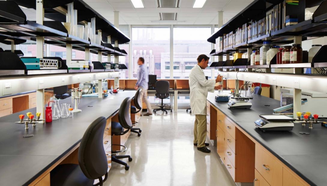 Laboratory space